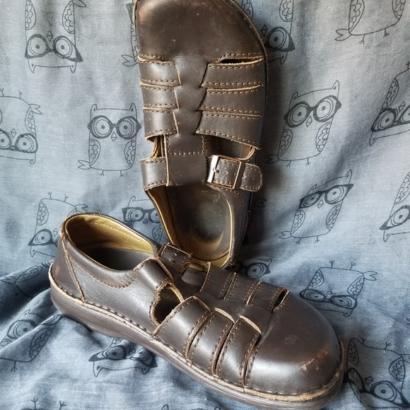 Details about Footprints Birkenstock Sanibel Business Shoes Leather Shoes Narrow show original title